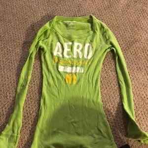 aero long sleve shirt